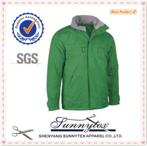 2016 New Style Wholesale Waterproof Jacket for Men pictures & photos