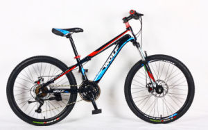 Carbon Steel Frame Variable Speed Mountain Bicycle (MTB-018) pictures & photos