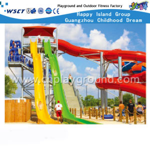 Water Slide and Funny Water Park Equipment for Kids (HD-6901) pictures & photos
