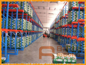 Cold Store Warehouse Drive in Pallet Racks