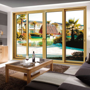 Feelingtop European Aluminium Interior Window and Door pictures & photos