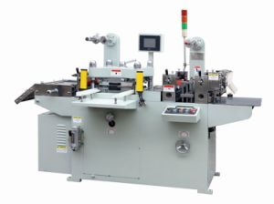 Continuous Combination Label Die Cutting Machine pictures & photos