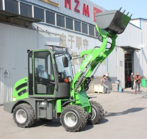 Multifunction Small Zl08 Front Loader with CE, Rops Fops pictures & photos