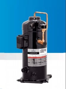 Copeland Hermetic Scroll Air Conditioning Compressor VP103KSE TFPP (380V 50Hz 3pH R410A) pictures & photos