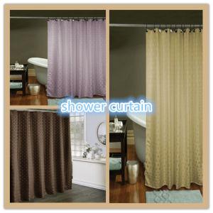 Shower Curtain Bathroom Curtain St1803 pictures & photos
