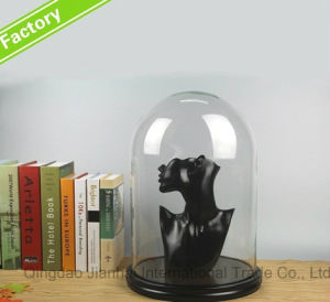 D-15cm Home Craft Decorations Glass Bell Jar for Holiday Gifts pictures & photos