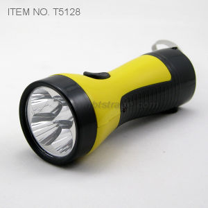 Rechargeable LED small Torch (T5128) pictures & photos