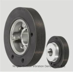 Crankshaft Pulley / Torsional Vibration Damper for Peugeot 0515. H6 pictures & photos