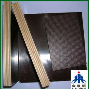 Brown/Black Film Faced Plywood, Marine Plywood for Building/Construction pictures & photos