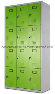 Changing Room Bathroom 12 Door Metal Steel Iron Locker pictures & photos