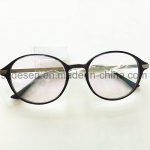 Black Color HD Classical Style Acetate Optical Frames pictures & photos
