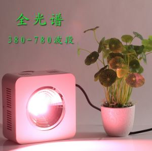 Integrated 200W Reflector Full Spectrum LED Grow Lamp pictures & photos
