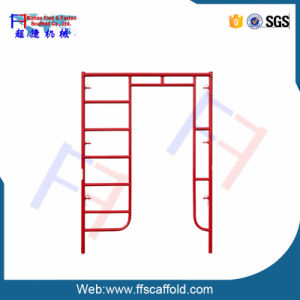 5′x6′7′′ Walk Through Frame for Construction pictures & photos