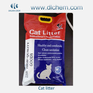 Clumping Silica Gel Cat Litter with Great Quality #31 pictures & photos