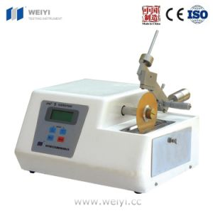 Dtq-5 Low Speed Precision Metallography Sample Cutting Machine pictures & photos