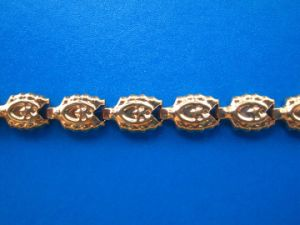 Jewelry Accessory- Metal Iron Sheet Chain (CLM006)