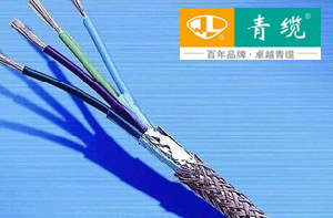 Copper Core PVC Insulated PVC Sheathed 4 Core Soft Wire and Shielding Wire (ZR-RVVP4*0.75mm2---4*10mm2)