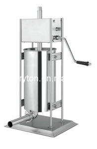 Stainless Steel 15L (30LB) Vertical Commercial Sausage Filler (GRT-VSS15) pictures & photos
