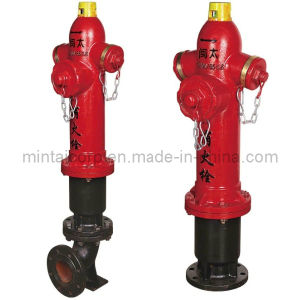 Anti Collision Aboveground Fire Hydrant
