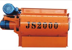 High Quality Concrete Mixer (Js2000) pictures & photos