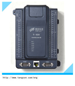 Programmable Controller with CE Tengcon T-920 PLC pictures & photos