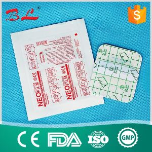 Medical Adhsive Sterile Waterproof Transparent Wound Dressing pictures & photos