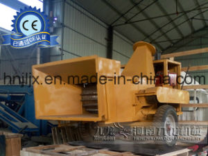Garden Bark Processing Machinery for Culture Medium Production