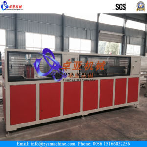 Wood Plastic Composite Profile Board Plates Making Machine/Extruder Machine pictures & photos