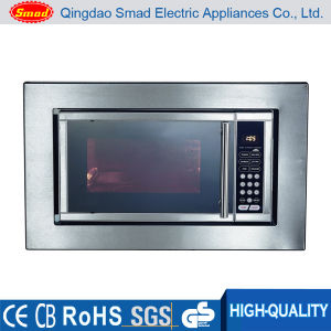 Glass Tray Microwave Oven Digital Built-in Microwave Oven pictures & photos