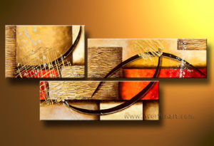 Handmade Abstract Oil Painting on Canvas Art Picture (XD3-010) pictures & photos