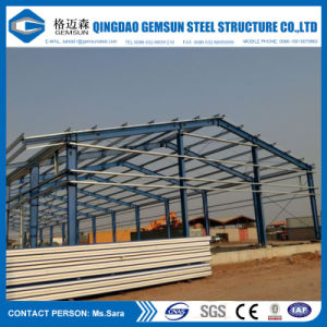 Low Cost High Quality Steel Structure Warehouse Made in China pictures & photos