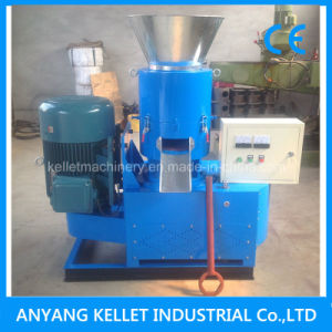Professional Wood Flat Die Pellet Machine