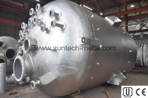 Pressure Vessel - Pure Titanium Tank (P007) pictures & photos