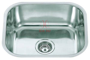 Stainless Steel Kitchen Sink, Stainless Steel Sink (A08) pictures & photos