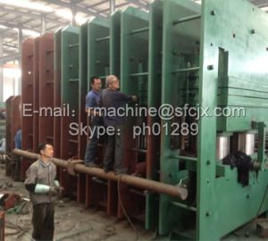 Conveyor Belt Vulcanizing, Conveyor Belt Vulcanizing Press, Belts Vulcanizing Press pictures & photos