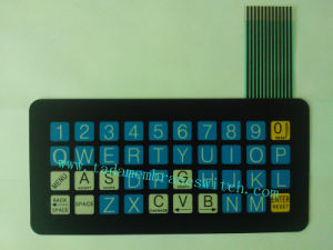 Membrane Switch with Metal Dome-135