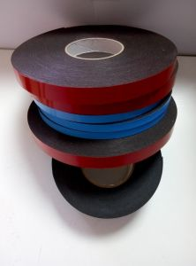 with Good Shock Resistance PE Double Sided Tape pictures & photos