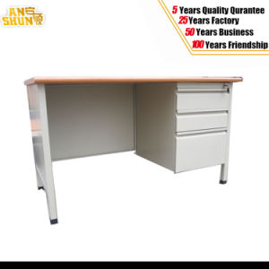 Hot Selling MDF Steel Furniture Cheap Price Ikea Office Desk pictures & photos