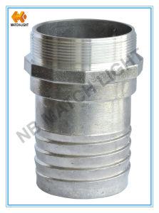 Male Bsp Al A356-T6 Aluminum French Guillemin Coupling pictures & photos