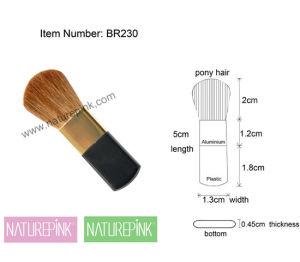 Compact Blush Brush Cosmetics Brush (BR230)