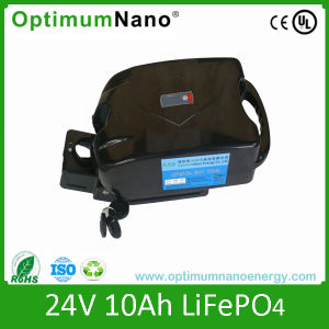 Hight Quanlity 24V 10ah LiFePO4 Rechargeable Battery pictures & photos
