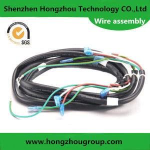 Custom Cable Assembly Service for PVC Wire Cable pictures & photos