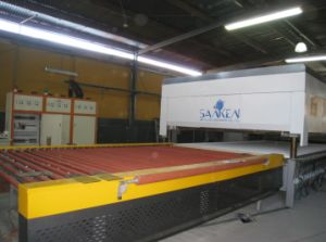 Sanken CE Skft-2442 Glass Tempering Line pictures & photos