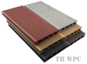Factory Supply Qualified WPC Flooring