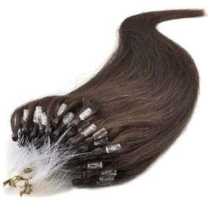 Indian Remy Hair Cold Fusion Loop Hair Extensions pictures & photos