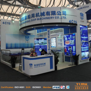Exhibition Booth Construction in Marintec China Fair pictures & photos