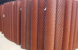 PVC Color Coated Expanded Wire Mesh From Guangzhou pictures & photos
