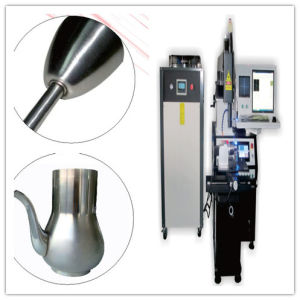 300-400W Kettle Laser Welding Machine with Production Line pictures & photos