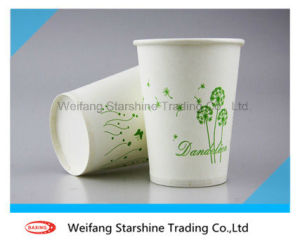 Widely Popular Double Coated Paper for Coffee Cups pictures & photos