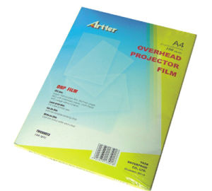 Overhead Projector Film (Laser OHP Film) pictures & photos